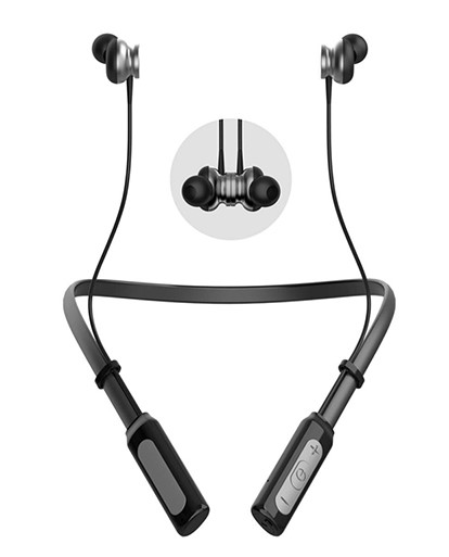 M1 in-ear hörlurar bluetooth newplay