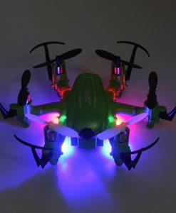 hexacopter drönare nano lyser newplay