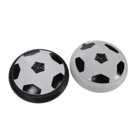 newplay svävande fotboll svart vit