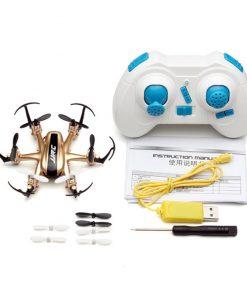 hexacopter drönare mini guld