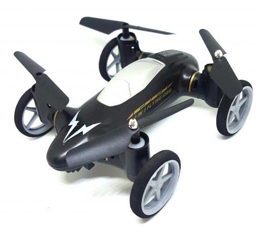 Newplay-flygande-bil-drönare-svart-x35