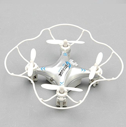 Drönare Mini Quadcopter M9912 2.4G 4CH 6Axis silver