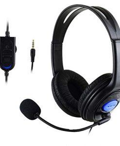 newplay gaming headset hörlurar P4
