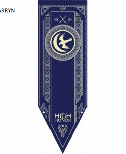 Newplay ARRYN Game of thrones banner flagga
