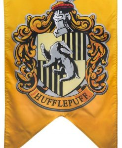 Newplay Harry Potter Hufflepuff flag banner flagga vimpel