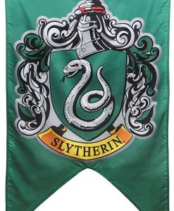 Newplay Harry Potter Slytherin flag banner flagga vimpel