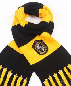 Newplay Harry Potter halsduk scarf hufflepuff 1 (2)