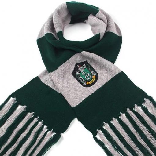 Newplay Harry Potter halsduk scarf slytherin 1 (2)