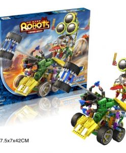 Newplay Loz building blocks Robots 3029