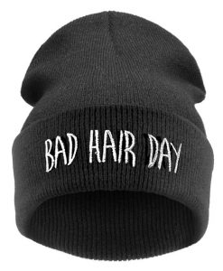 Newplay Mössa Bad hair day svart