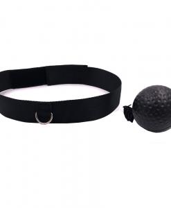 Newplay Pannbands boxning headband boxing svart svart