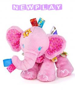 Taggies Elefant mjukisdjur
