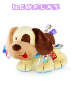 Taggies hund mjukisdjur