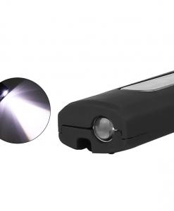 newplay arbetslampa ficklampa led uppladdningsbar G-24 1