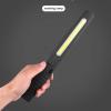 newplay arbetslampa ficklampa led uppladdningsbar G-24 3 (2)