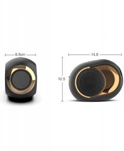 newplay bluetooth högtalare trådlös uppladdningsbar 5W X6