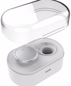 Newplay earpods hörlurar trådlösa Q800 laddbox