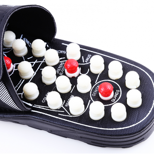 Newplay fotvård massageskor fotvård zonterapi 1