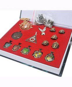 newplay harry potter smyckesbox skrin halsband ringar 1