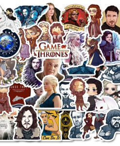 Newplay klistermärken stickers game of thrones