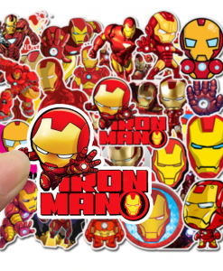 newplay klistermärken stickers iron man