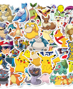 Newplay klistermärken stickers pokemon