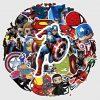 Newplay klistermärken stickers avengers marvle superhjältar 3.1