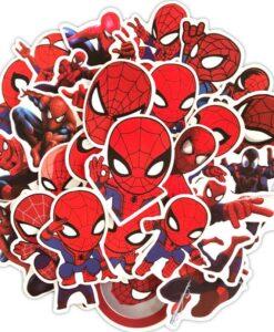 Newplay klistermärken stickers spindelmannen spiderman 3.2