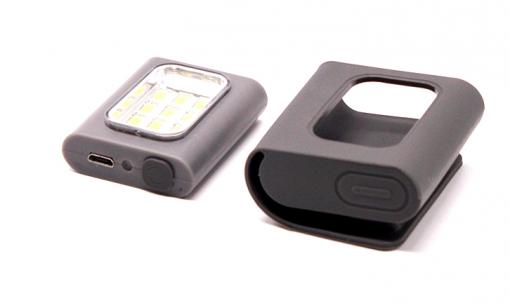 newplay löparlampa ficklampa 9 LED uppladdningsbar 1 (2)