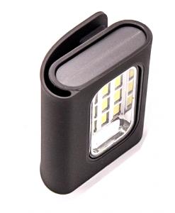 newplay löparlampa ficklampa 9 LED uppladdningsbar 1 (4)