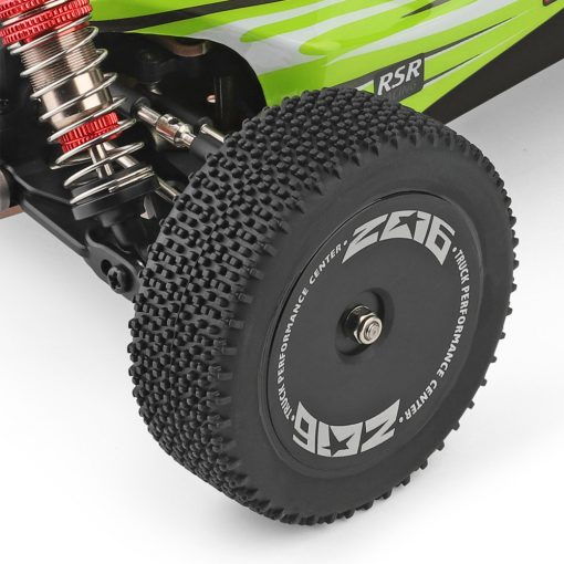 newplay radiostyrd bil 4WD climbing car Wltoys 144001 hjul