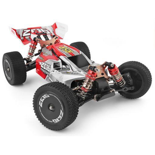 newplay radiostyrd bil 4WD climbing car Wltoys 144001 röd