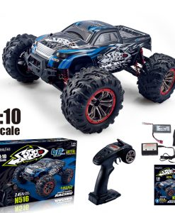newplay radiostyrd bil monstertruck offroad stor HOSHI N516 2