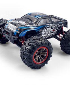 newplay radiostyrd bil monstertruck offroad stor HOSHI N516 blå