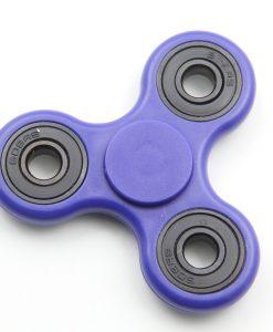 newplay fidget spinner blå