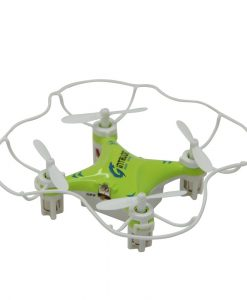 Drönare Mini Quadcopter M9912 2.4G 4CH 6Axis Grön