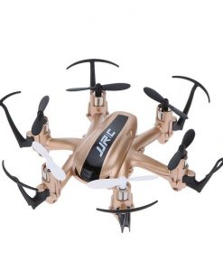 Drönare mini 6 propellrar JJRC H20 Hexacopter 2.4G 6 Axis Gyro guld