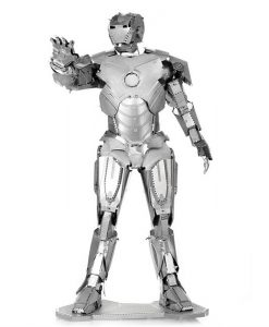 newplay 3d pussel metall iron man