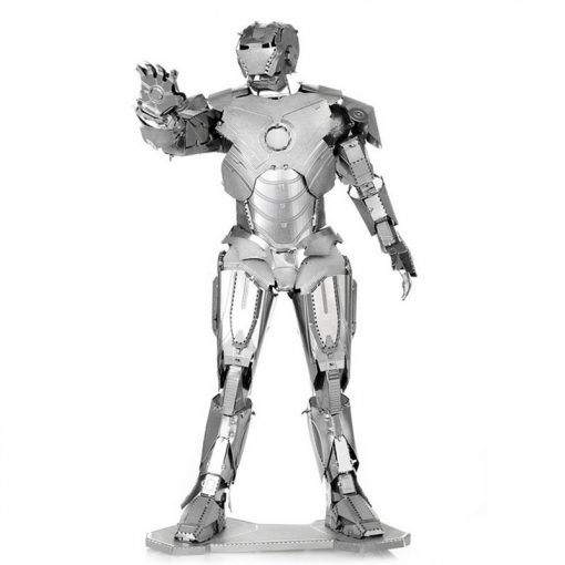 newplay 3d pussel metall iron man