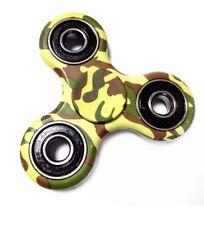newplay fidget spinner kamouflage grön brun 1
