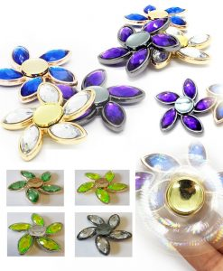 Newplay fidget spinner flower