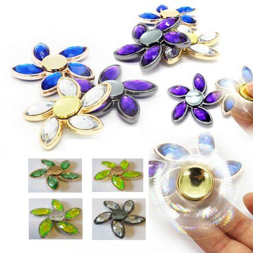 Newplay fidget spinner flower