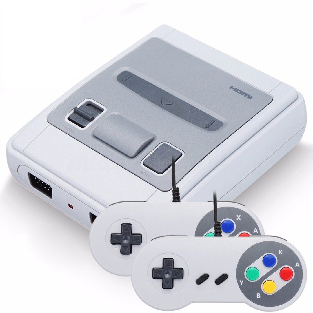Verwonderlijk Spelkonsol mini retro HDMI – 621 spel - Newplay WD-81