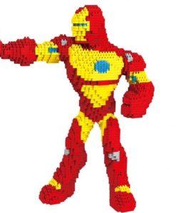 newplay minilego iron man stor 8830-2