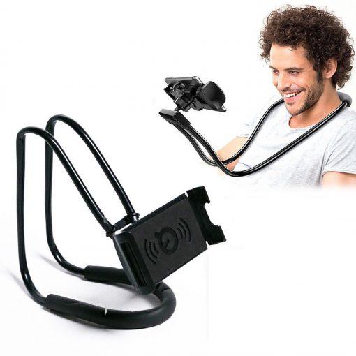 newplay mobilhållare flexibel telefonhållare