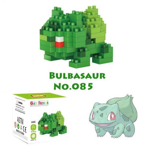 newplay pokemon blocks bulbasaur