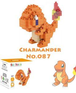 newplay pokemon blocks charmander