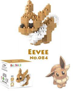 newplay pokemon blocks eevee
