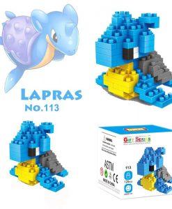 newplay pokemon blocks lapras