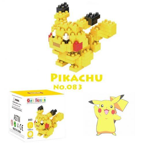 newplay pokemon blocks pikachu